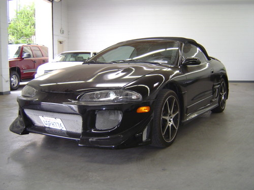 1999 mitsubishi eclipse spyder gs 9444 miramar rd san diego ca 92126 usa used cars for sale. Black Bedroom Furniture Sets. Home Design Ideas